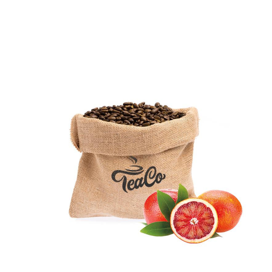 Սուրճ Սիցիլիական կարմիր նարնջի համով - Teaco