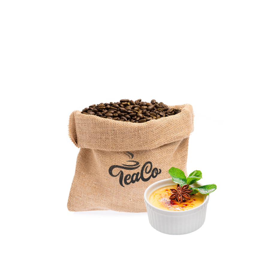 Սուրճ Կրեմ Բրյուլեի համով - Teaco