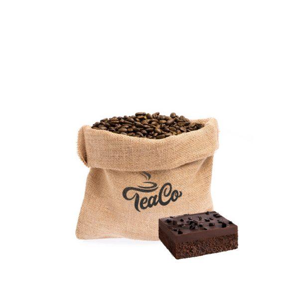 Սուրճ Շոկոլադե Բրաունիի Համով - Teaco